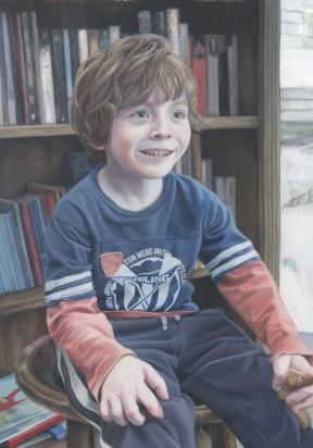 Freddie-Baxter-2008-acrylic-on-board-48x33-cm